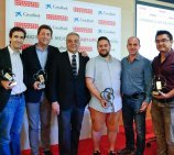 Actualidad Económica rewards IRISTRACE and includes it in the TOP5 startups as one of the most promising companies of 2016
