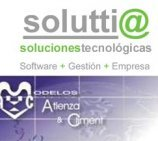 The companies from Ibi Atienza & Climent and Soluttia Soluciones Tecnológicas sign a collaboration agreement.