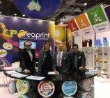 CREARPRINT will go as exhibitor company to the trade fair K 2016 of Düsseldorf