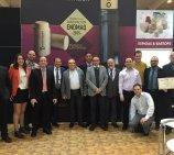 Several companies of Ibi present their novelties in ENOMAQ