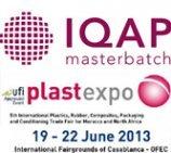 IQAP Masterbatch present in Plast Expo 2013