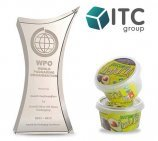 "ITC Group receives the award ""WorldStar Awards Packaging"""