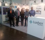 Luxber declares a  total success its participation in the K Trade Fair 2013