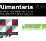 Cadenalia presents its software Iristrace in the Food Fair 2014