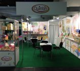 Obleas Quintín S,L presents its articles for Children business market in Germany