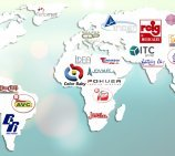 Companies from Ibi around the world