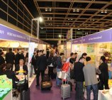 Toy companies present their novelties in the Hong Kong Fair
