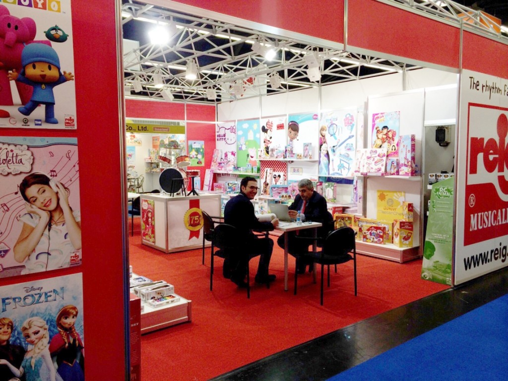 Stand Musicales Reig