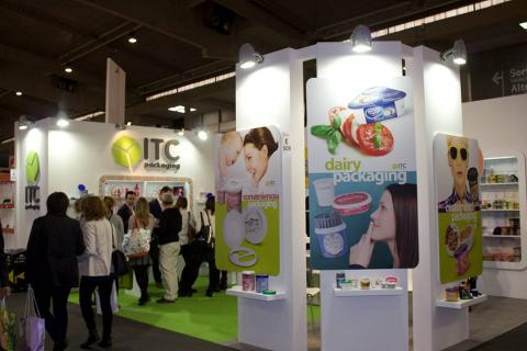 Stand of ITC Packaging